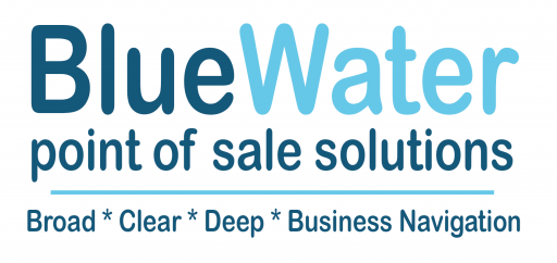 BlueWater POS Logo
